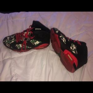 Customized BAPE Jordan Retro 5  sneakers